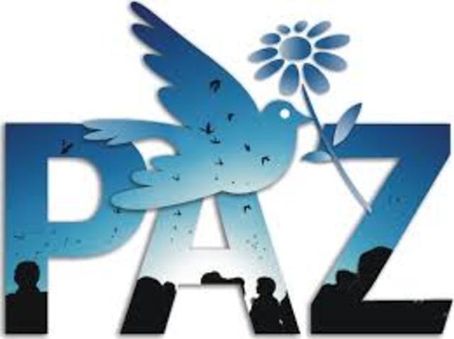 Primer Diálogo por la Paz