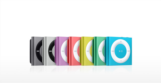 Apple Introduces The IPod Shuffle