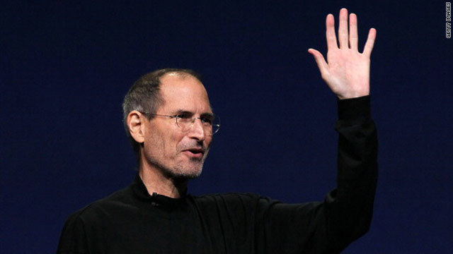 Steve Jobs Retires as Apple's CEO and Becomes Chairman