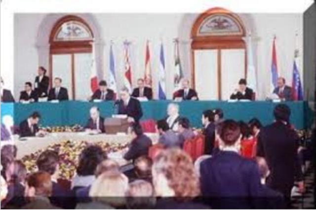 Inicia en México las conversaciones de paz