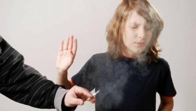 2. L'exposition a la fumée secondaire