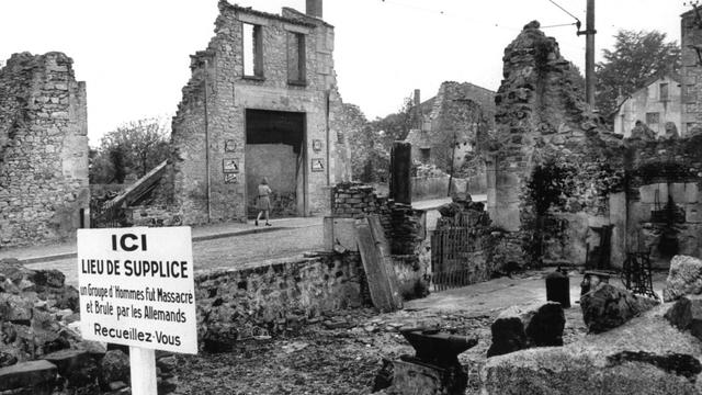 Massacre d'Oradour-sur-Glanes