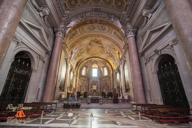 Basílica de Santa María de los Ángeles y los Mártires