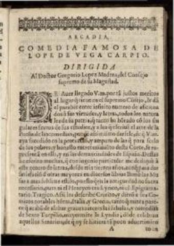 La Arcadia - Felix Lope de V.