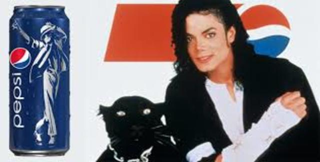 Michael Jackson's Humanitarian Work with Pepsi Raises Billions