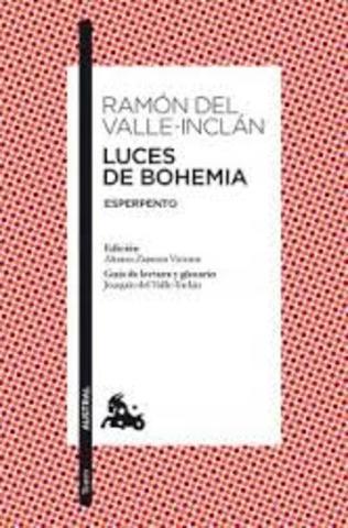 Luces de bohemia - Ramon del Valle