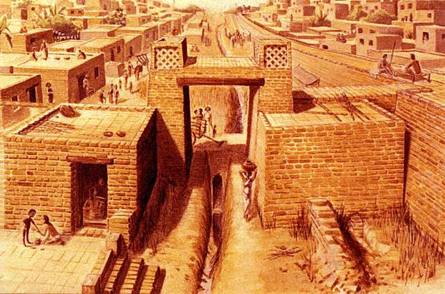 India- Harappan Achievements (pg.126-129)