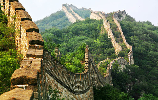 China- The Great wall (pg.175-176)