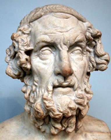 Greece- Homer (pg. 246-247)