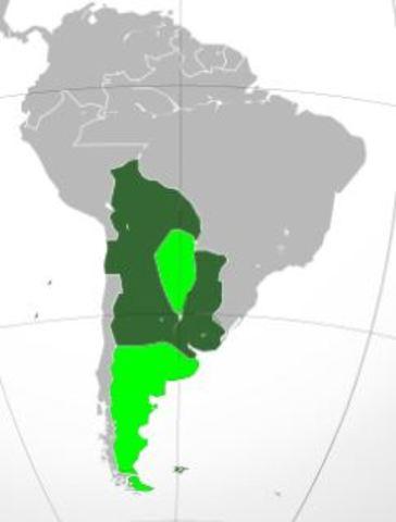 Creación del Virreinato del Río de la Plata