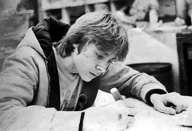 Kurt Cobain's Life as a Student