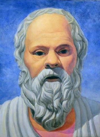 Sócrates: Atenas (470 A. C - 399 A. C)