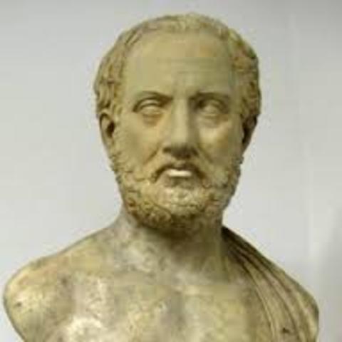 Isócrates: (436 A.C – 338 A.C)
