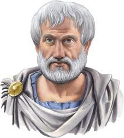 Aristóteles:(384 A.C - 347 A.C)