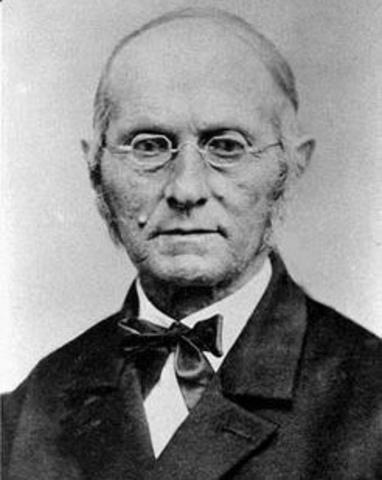 Birth of Joseph Bates