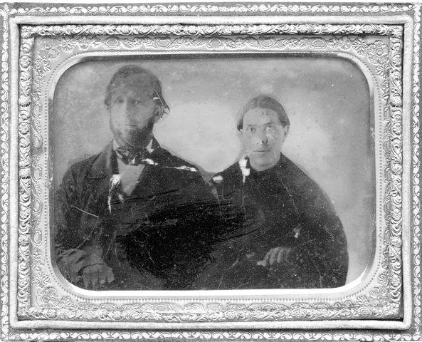 Marriage of James White & Ellen Harmon