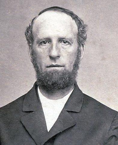 Birth of James S. White