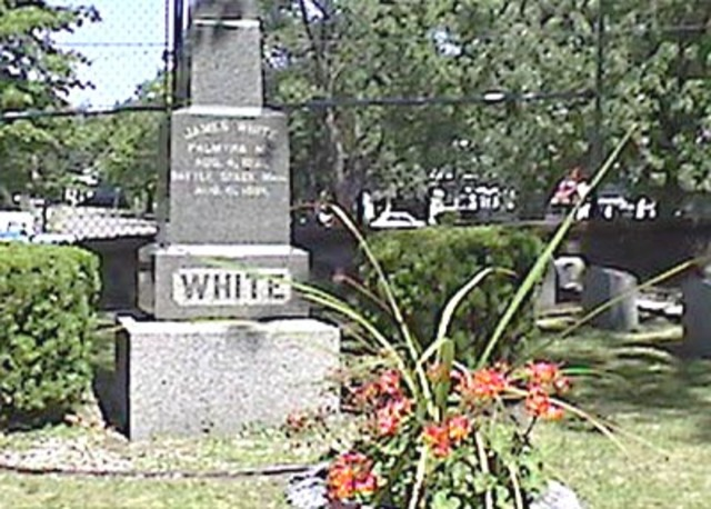 Death of James White