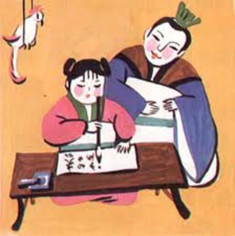 Pensamiento Pedagógico Oriental