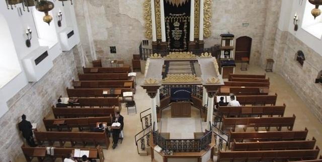 Surgimiento de las Sinagogas