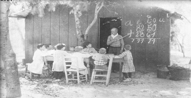 """Las primeras """"escuelas nuevas"""""""
