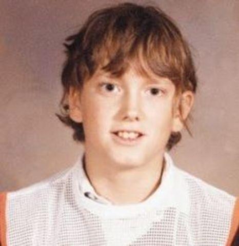 Mashall Bruce Mathers the 3rd (Eminem)