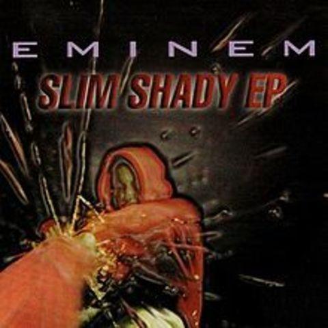 """Eminem as """"Slim Shady"""""""