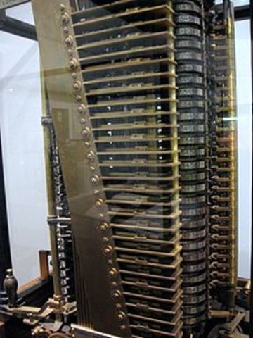 La Construcción De La Máquina Analítica de Babbage