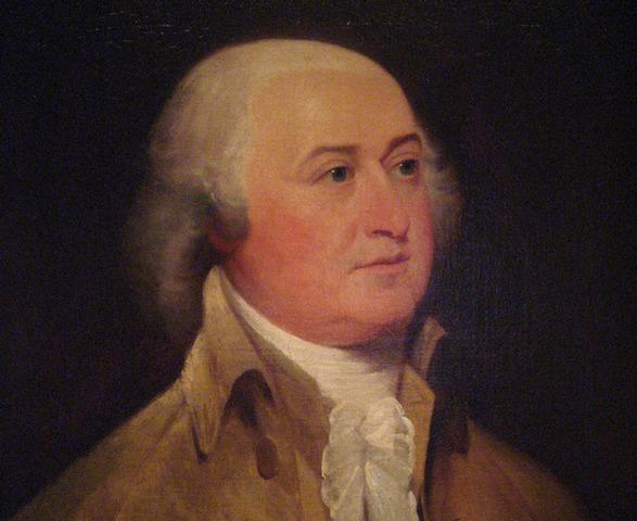 John Adams' Inauguration