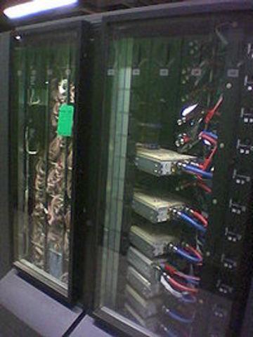 La Creación De La Primera Supercomputadora