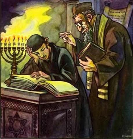 TALMUD: LA EDUCACIÓN HEBREA