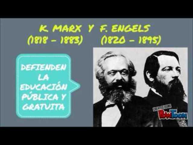 PENSAMIENTO PEDAGOGICO SOCIALISTA