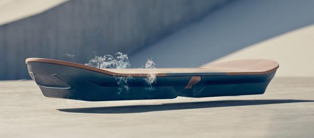 Hoverboard y transporte eléctrico