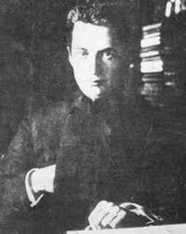 PM Kerensky