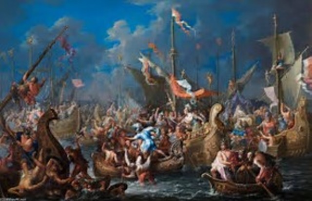 Roman--Rise of Monarchy