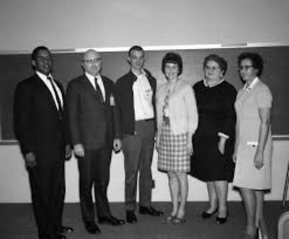 Katherine Johnson and her Engineers