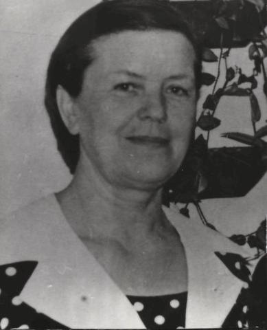 С 1967-1973гг. коллектив ясли-сада возглавила Дорохина Вера Александровна.