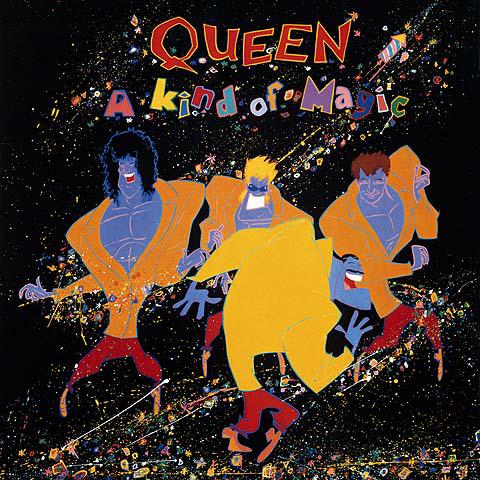 11° Álbum: A Kind of Magic