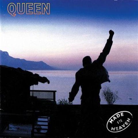 Made in Heaven: Último trabajo editado junto a Freddie Mercury