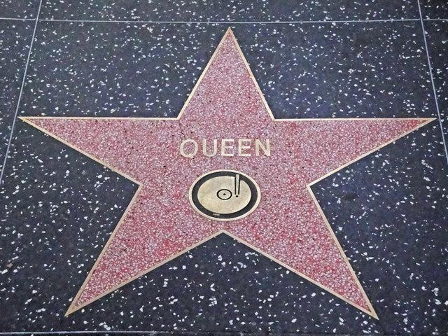 Estrella en el Paseo de la Fama de Hollywood