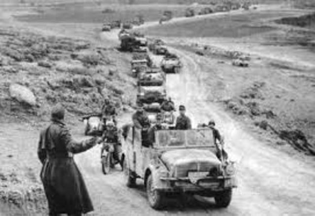 Tunisia Campaign
