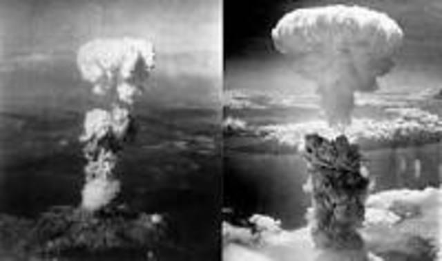 The Bombing of Hiroshima and Nagasaki