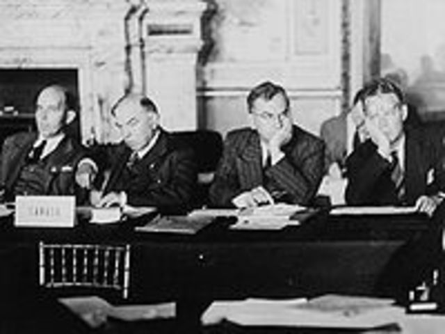 The Paris Peace Treaties aka Treaty of World War II