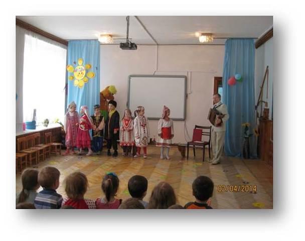 Фольклорная программа «Одежда и традиции народов Поволжья»