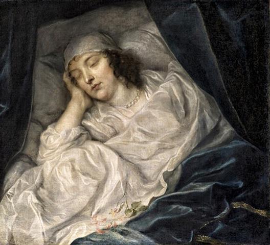 Смерть Екатерины I