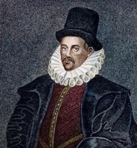 Первое научное открытие XVII века – теория магнитных явлений