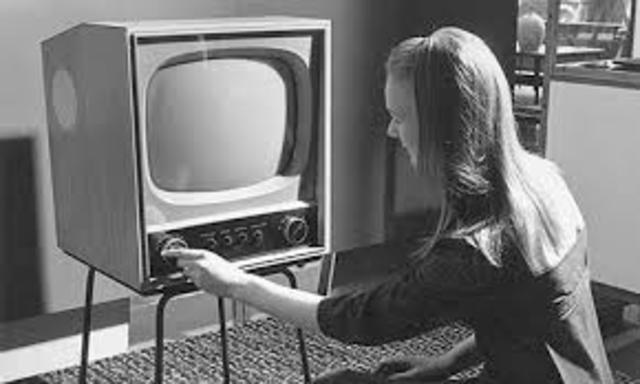 Television in the 1950's