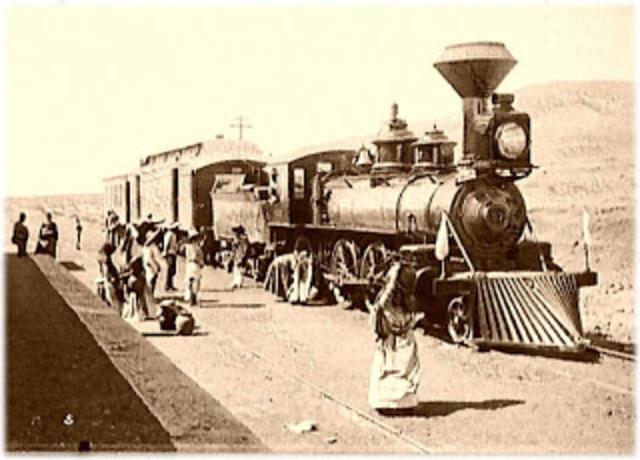 Invención locomotora ferroviaria