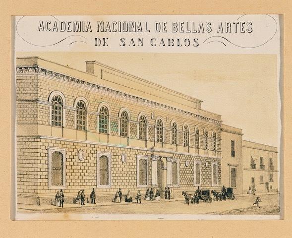 Real Academia de las Bellas Artes de San Carlos