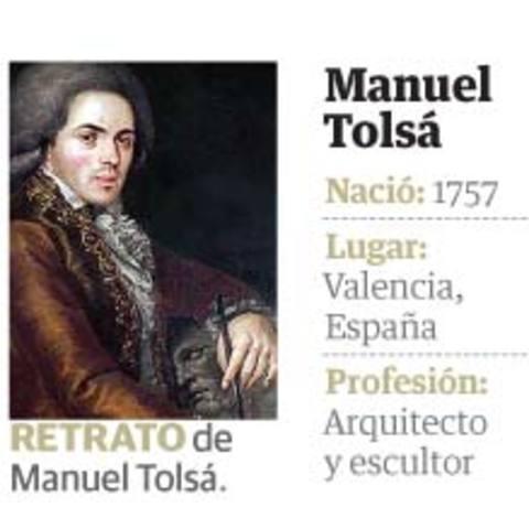 Manuel Tolsá